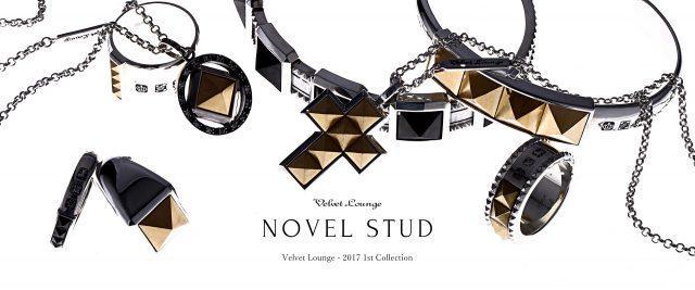 NOVEL STUD 2017 1st collection